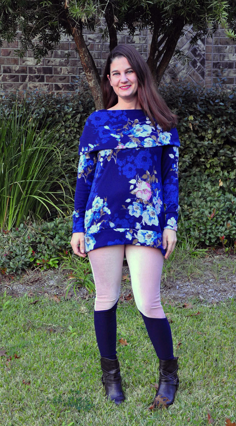 CC Sweater - Floral - 4