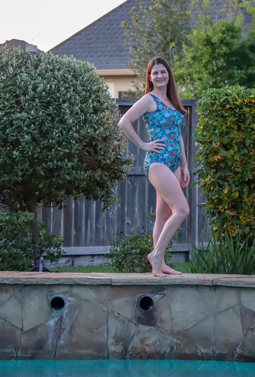 Juliet Bathing Suit - 1